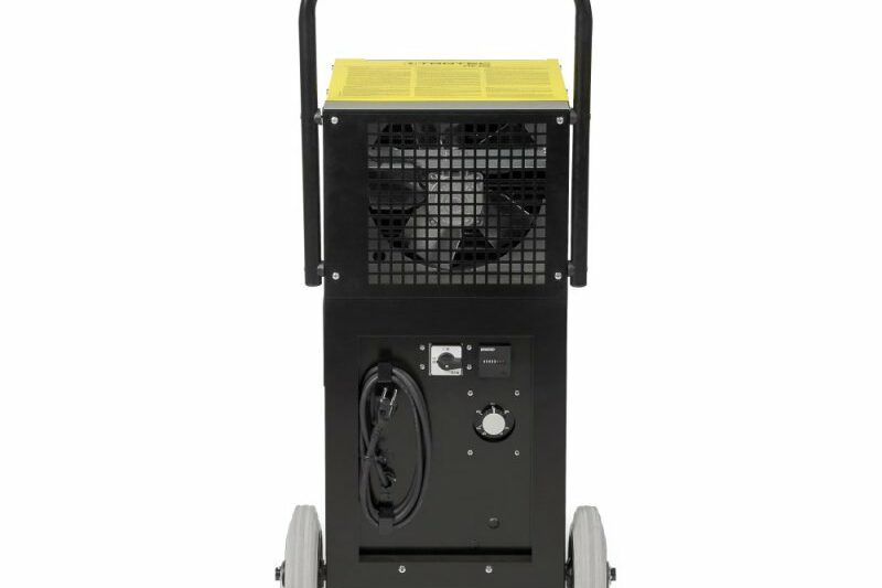 Bouwdroger 230V compact