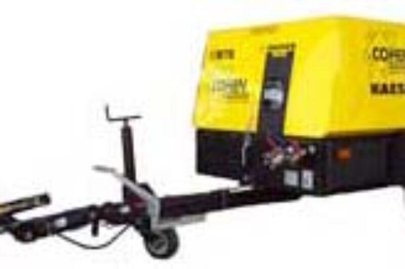 Diesel compressor  5.0  m³/min