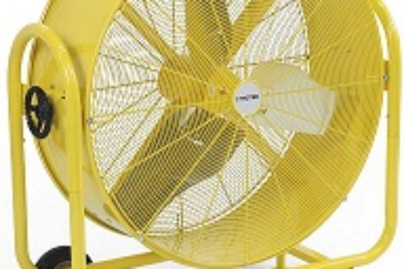Ventilator 230V  32500 m3