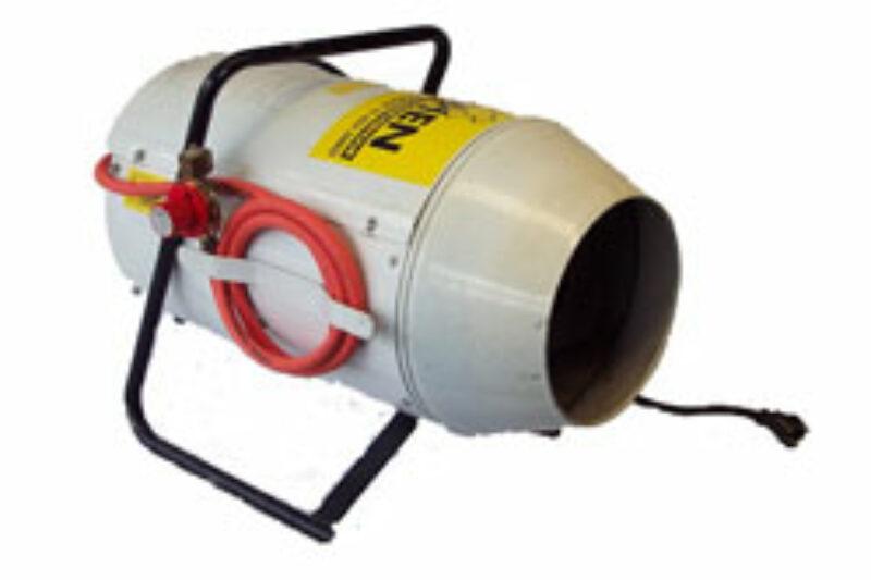 Gas heater 31KW