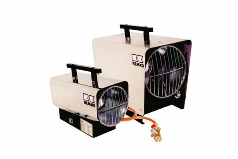 Gas heater 12 KW