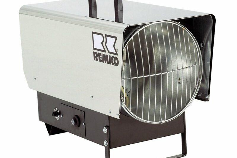 Gas heater 55KW
