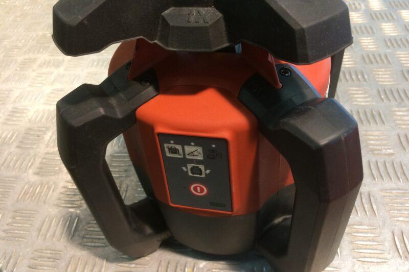 Horizontaal / verticaal laser met afschot